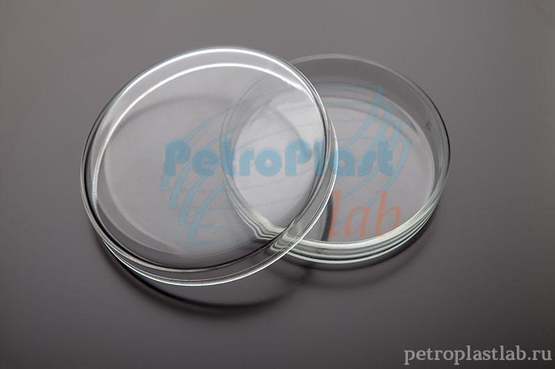 Чашки Петри 90 мм стекло